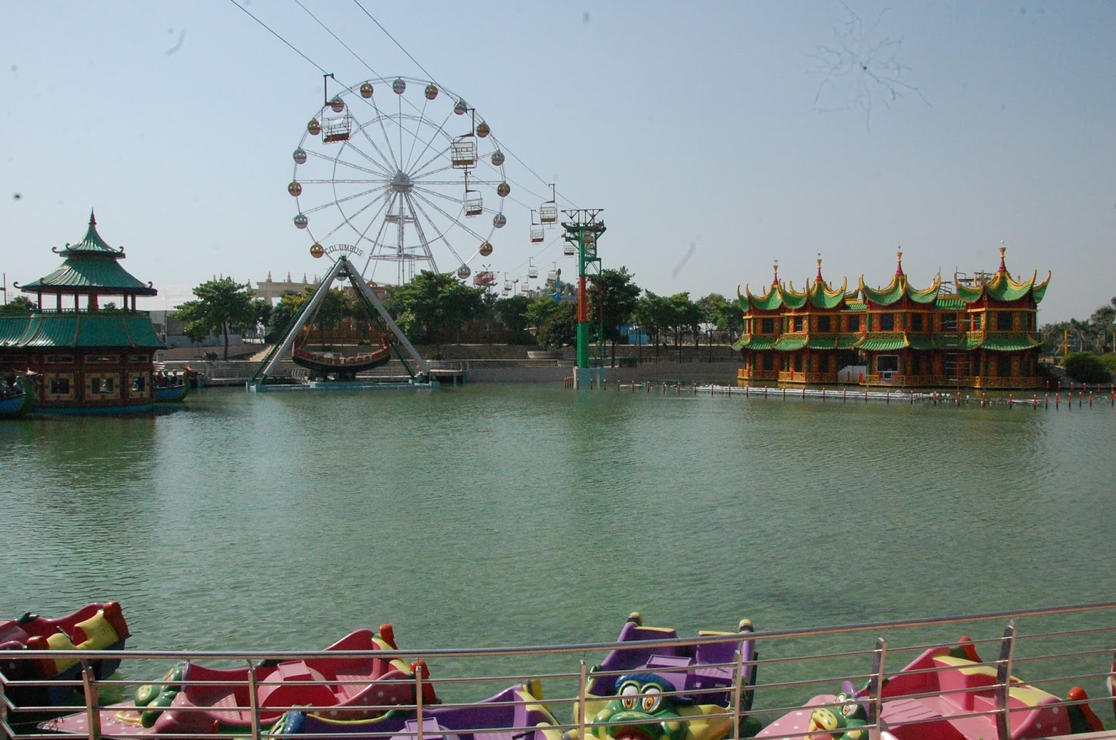 Blue World theme park tour packages, mandhana Kanpur